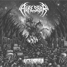 Agressor - Slave Of Shadows
