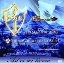 Tríptico mexicano-Coro del Colegio La Salle de Seglares