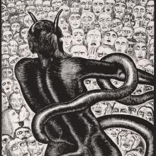 Nana de las pesadillas del mono (Maabo - Monster)