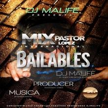 Mix Pastor Lopez DJ Malife 2015