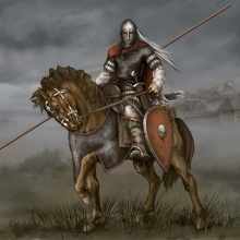 The Knight's Journey (Medieval, Prog Rock) (2012)
