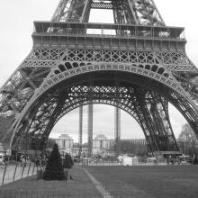 Melancólica París