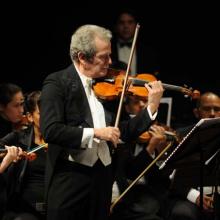 Pieza corta para violin y Orquesta