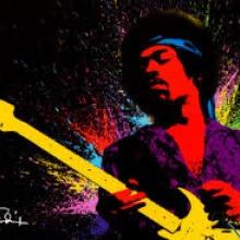 Jimi Hendrix MACHINE GUN - Filmore 12-69