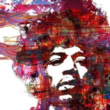 Jimi Hendrix MACHINE GUN - Baltimore, junio 70