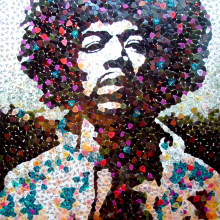 Jimi Hendrix MACHINE GUN - Berlin, 4 septiembre 70