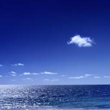 Mi cielo azul