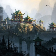 Rise Studios - China chronicles