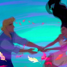 Colores en el viento (Pocahontas) - Disney cover
