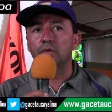 Entrevista a Abel Vasquez esta Noche