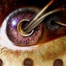 Biomechanical Eye - I.N.A.