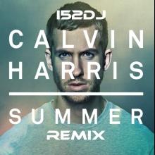 Calvin Harris  -Summer  (I52Dj Deep House Remix)