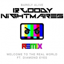 Welcome To The Real World ft Diamond Eyes (Bloody Nightmares Remix)