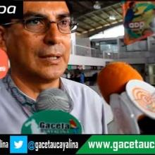 Alcalde de Coronel Portillo tilda de grupos de Movadef y Patria Roja a