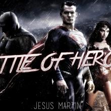 Battle of Heroes música Jesús Martín