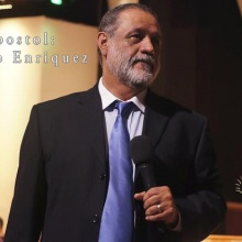 El Menosprecio, Apóstol Sergio Enríquez