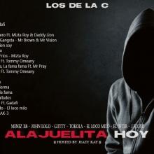 8. Los de la C - Alajuelita Hoy Ft. Tommy Omeany