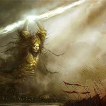 War of the Gods - Fragmento