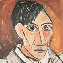 Los pollitos dicen tocados como Picasso