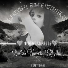 Dj Kevin El Rompe Discotekas - Medeacannelle (feat Technotreason & Kat