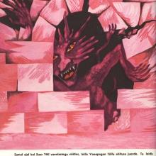 Enjambre de aire chino (Oscar Claudio - Monster)
