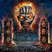 Iron Maiden - The Wicker Man(Cover Instrumental+Cosecha Propia)