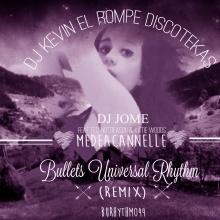 Dj Kevin El Rompe Discotekas & Dj Jome feat.Technotreason & Katie Wood