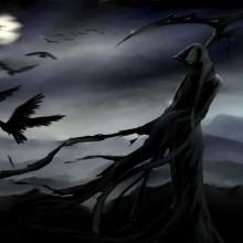 Valle de la muerte - AVE