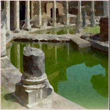 La villa de Adriano