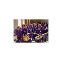 Tambores y otros sones (cantado por Coro Hirusta)