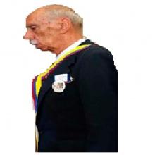 El premio Bambuco por Oscar Hernández y León Cardona.