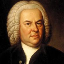 Vivace Concierto en Dm para 2 violines. Extracto para piano de Bach