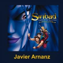 Sinbad Legend Of The Seven Seas (Cover)