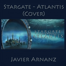 Stargate- Atlantis (Cover)