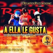 A ella le gusta oficial remix - Tito La Mutacion & Jcriss  Ft El Shand