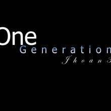 One Generation - Jhoan3