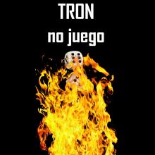 Tron- No juego.
