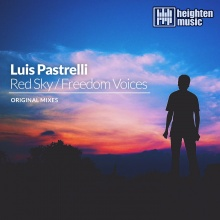 Luis Pastrelli pres Cosmiko - Red Sky (Original Mix)