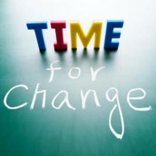 Poder cambiar