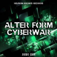 Alter Form - Cyberwar (david Aka Djproject Remix)