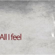 All I feel