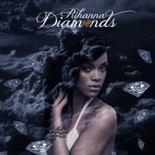 Rihanna - Diamonds (Versión metal - master2)