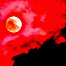 Hechizo de luna roja