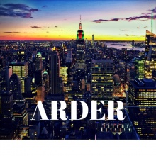 """Arder (""""Slow Burn"""" David Bowie cover)"""