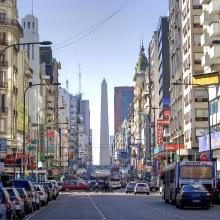 Dibujando a Buenos Aires