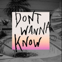 Maroon 5 - Don't Wanna Know (Colsick Bootleg)