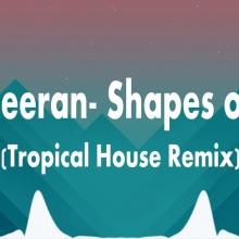 Ed Sheeran - Shape Of You (Fran DC & Lobato Brothers Remix)