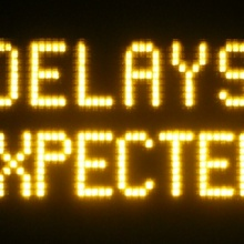 Delay Expected
