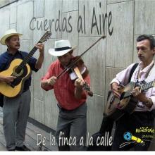 El Chiquitín - Cuerdas al Aire - MICRÓFONO ERRANTE Vol 1