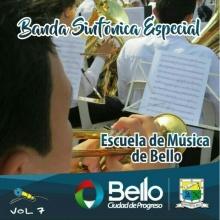 El Siete, Banda Sinfónica de Bello - Micrófono Errante vol 7